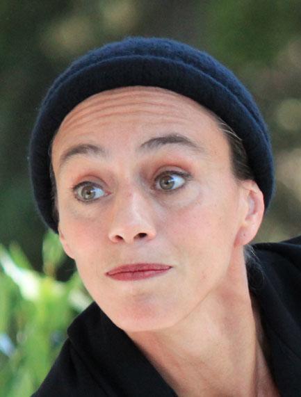 Claire Ducreux - Bailarina y payasa