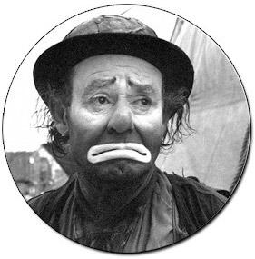 Emmet Kelly - Tramp Clown