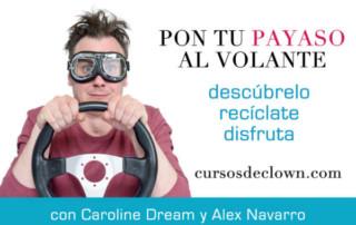Cursos de clown en Barcelona, Zaragoza, Málaga, México DF