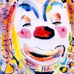 Clown por Bill Murphy www.billmurphy.com