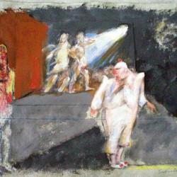 Circo por Jorge Sarraute