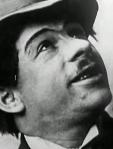 Sello Karandash - Payaso Ruso