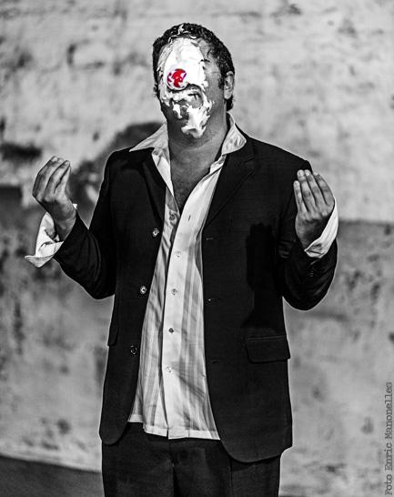 Alex Navarro Clown Payaso Nata