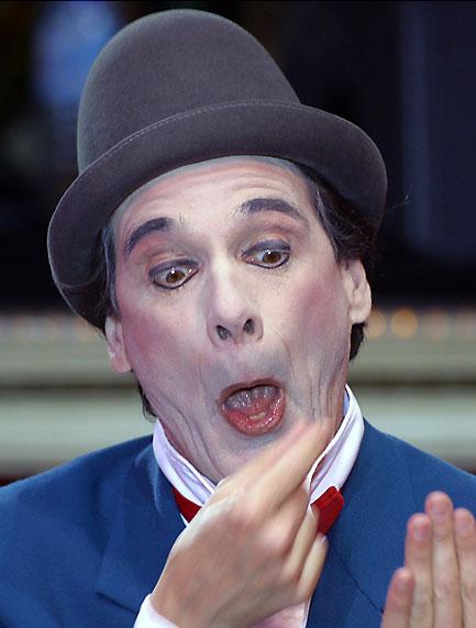 David Shiner Clown Payaso