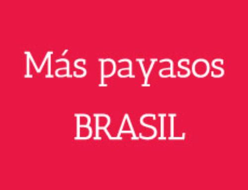 Más payasos de Brasil