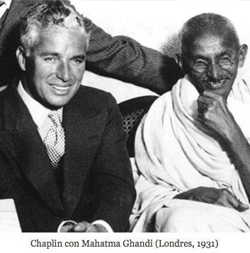 decineytv-charles-chaplin-mahatma-ghandi