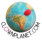 Clownplanet.com el mundo del clown y los payasos Logo