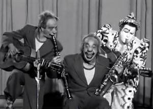 Los Rudi Llata Payasos 1957