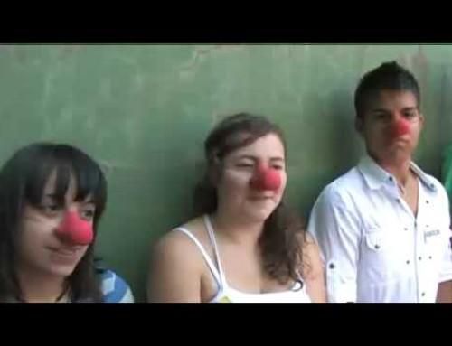 Taller clown x Fausto y Yeyo