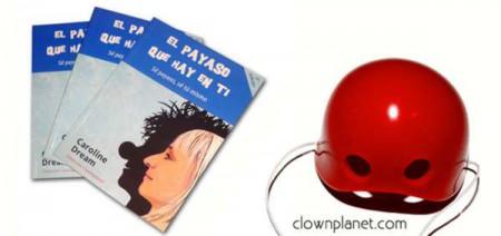 Libros Payaso Nariz Payaso Clownplanet.com