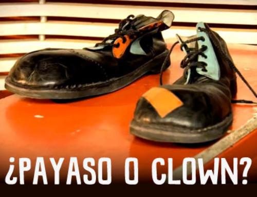 Clown y/o Payaso?
